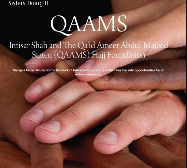 QAAMS