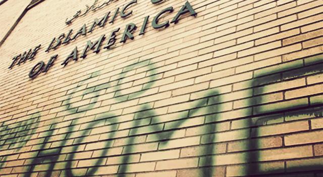 Anti-Muslim vandalism